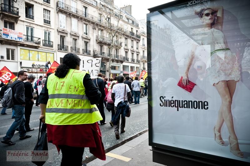 reportage photos manifestation justice paris 03