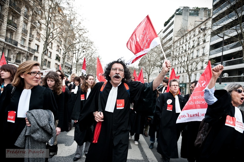 reportage photos manifestation justice paris 07