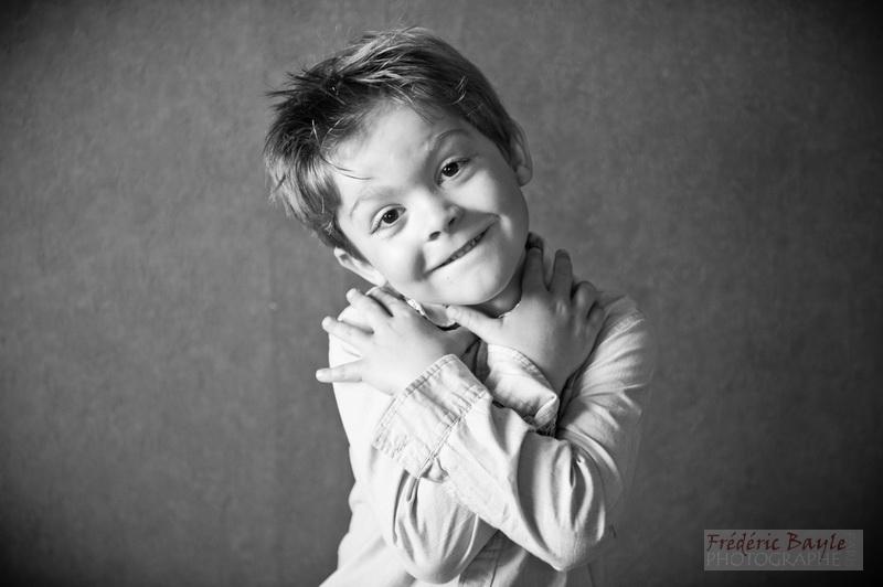 portraits d'enfants : photos studio 03