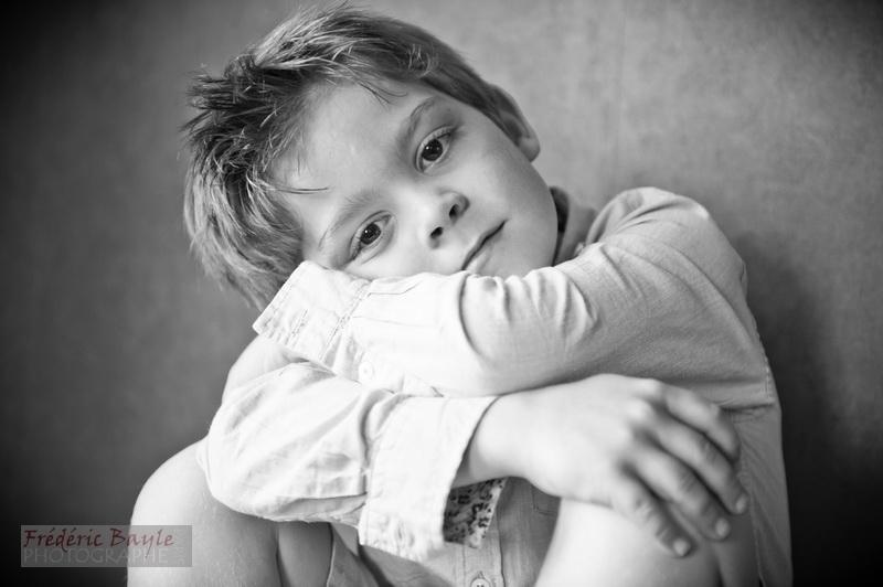 portraits d'enfants : photos studio 05