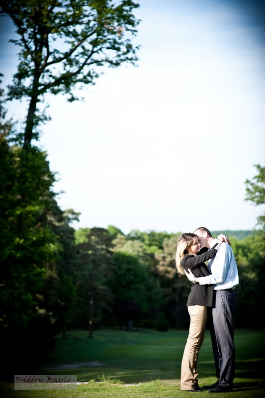 photos mariage et engagement mariage - Golf de Rochefort 03