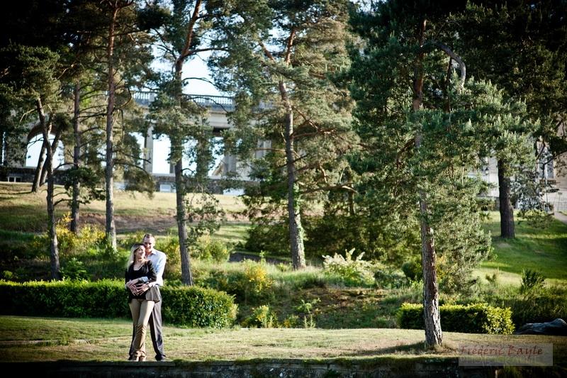 photos mariage et engagement mariage - Golf de Rochefort 01