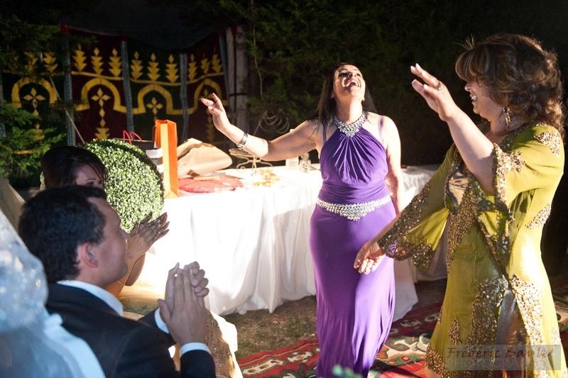 photographe reportage & cérémonie du henné pour mariage oriental 10