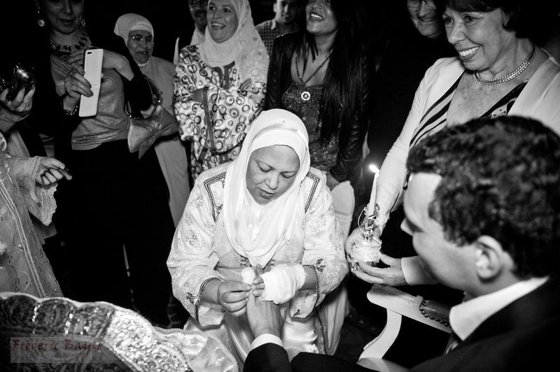 photographe reportage & cérémonie du henné pour mariage oriental 13