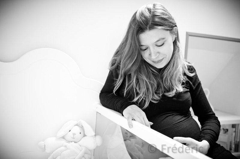 photos femme enceinte grossesse Paris 03