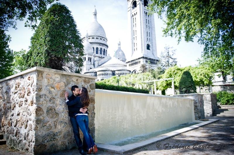 Engagement mariage Love session Paris 01
