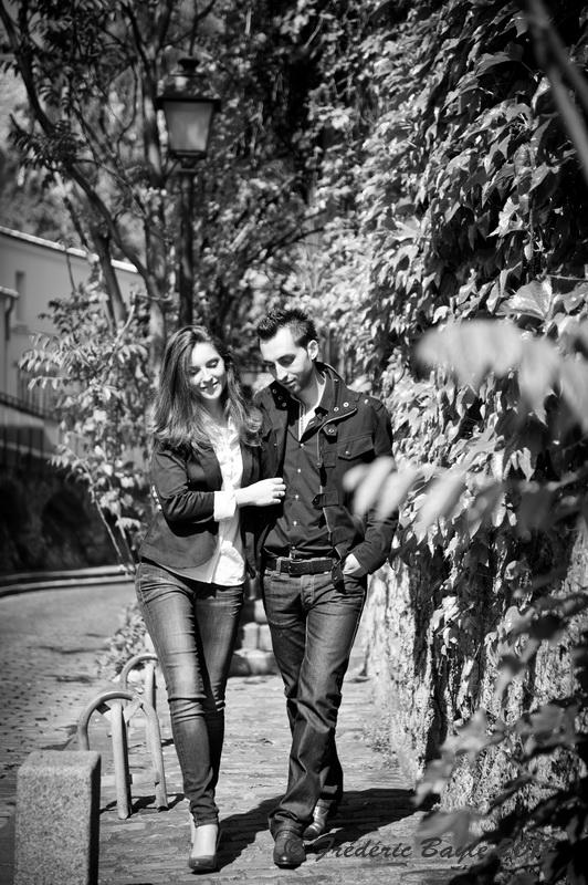 Engagement mariage Love session Paris 09