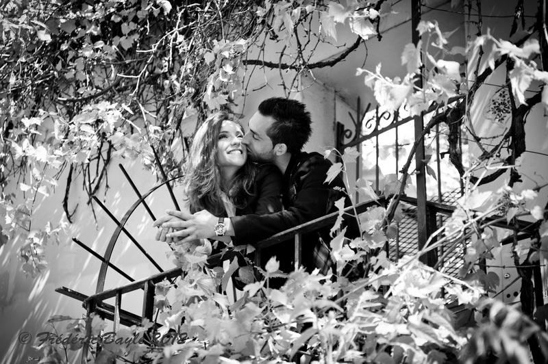 Engagement mariage Love session Paris 10