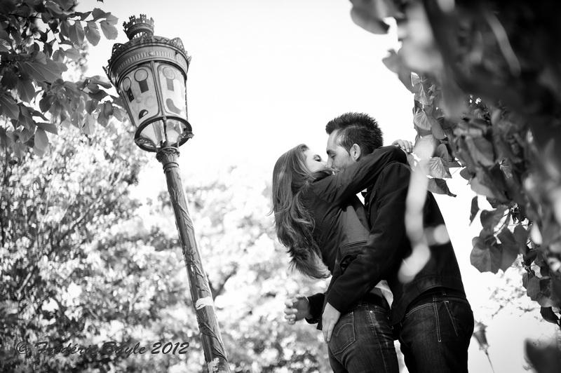 Engagement mariage Love session Paris 06