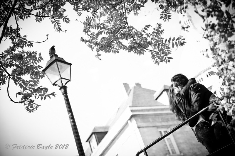 Engagement mariage Love session Paris 04