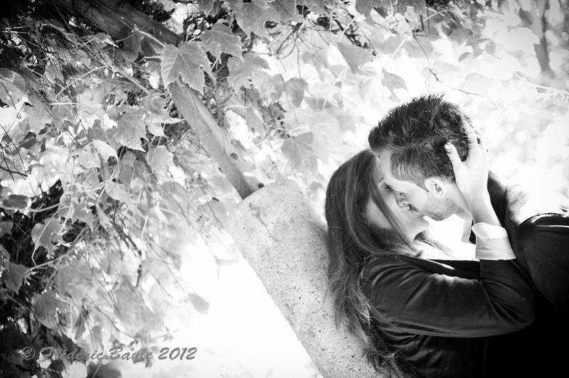 Engagement mariage Love session Paris 07