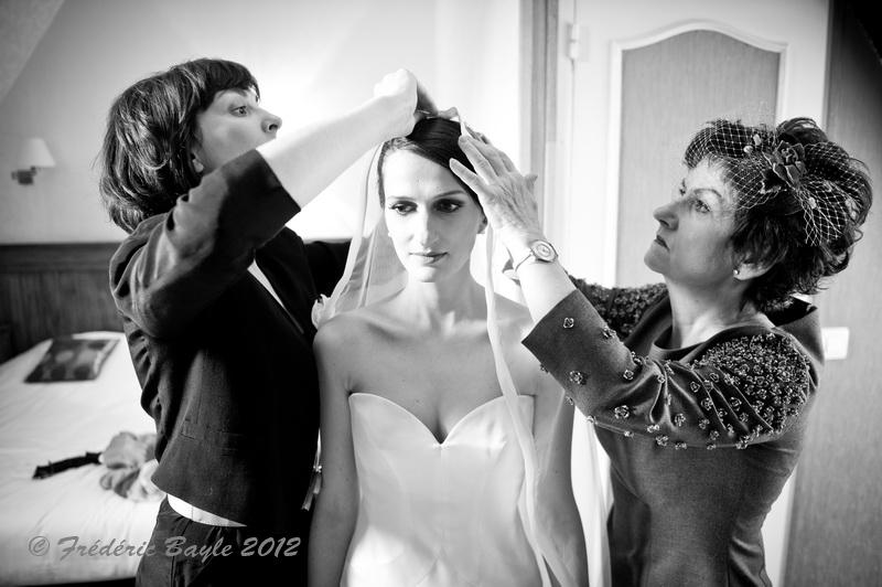 Reportage de mariage Paris Senlis 01