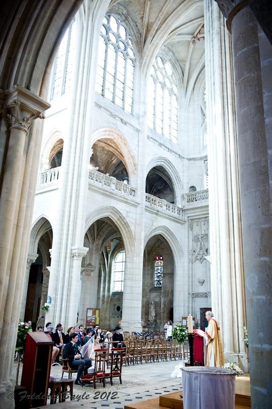 Reportage de mariage Paris Senlis 06