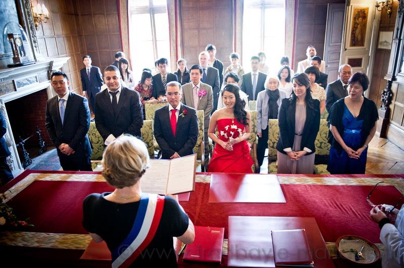 Reportage mariage asiatique Paris 03