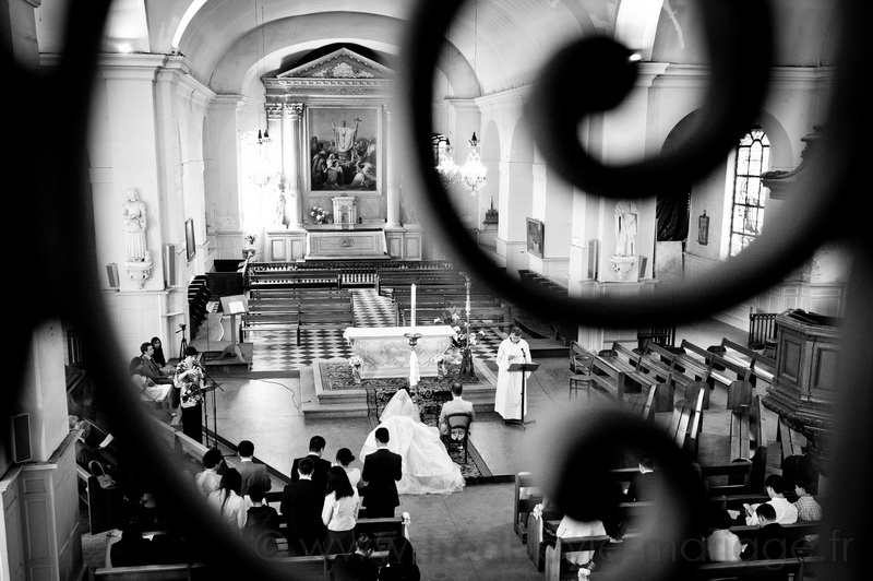 Reportage de mariage asiatique Paris 09