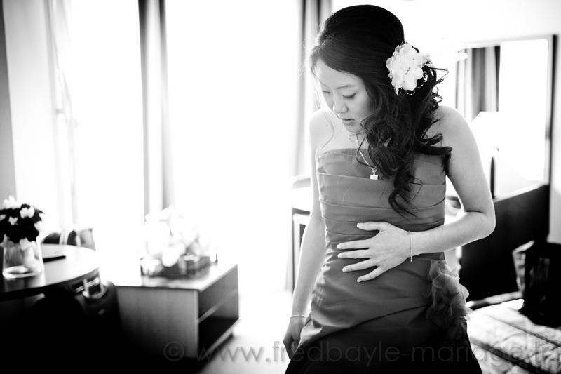 Reportage mariage asiatique Paris 02