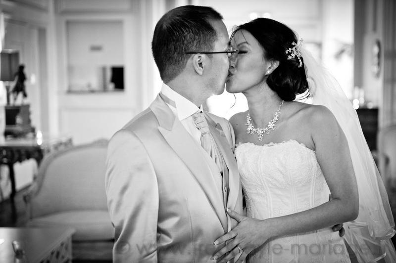 Reportage de mariage asiatique Paris 18