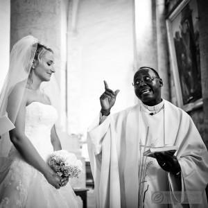 mariage cérémonie religieuse prêtre