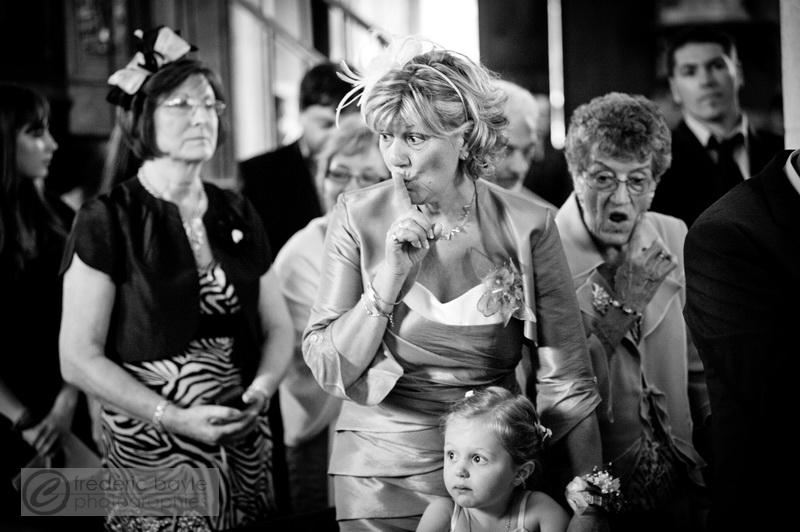 mariage cérémonie religieuse église enfants 02