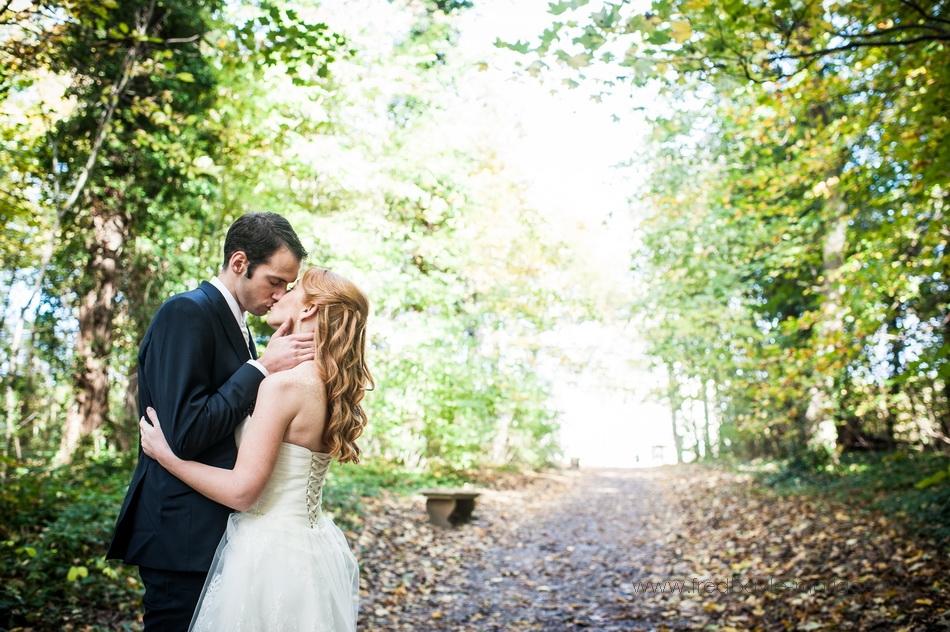 Photos de mariage parc de sceaux