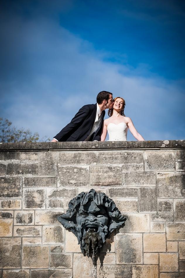 Chateau de sceaux mariage