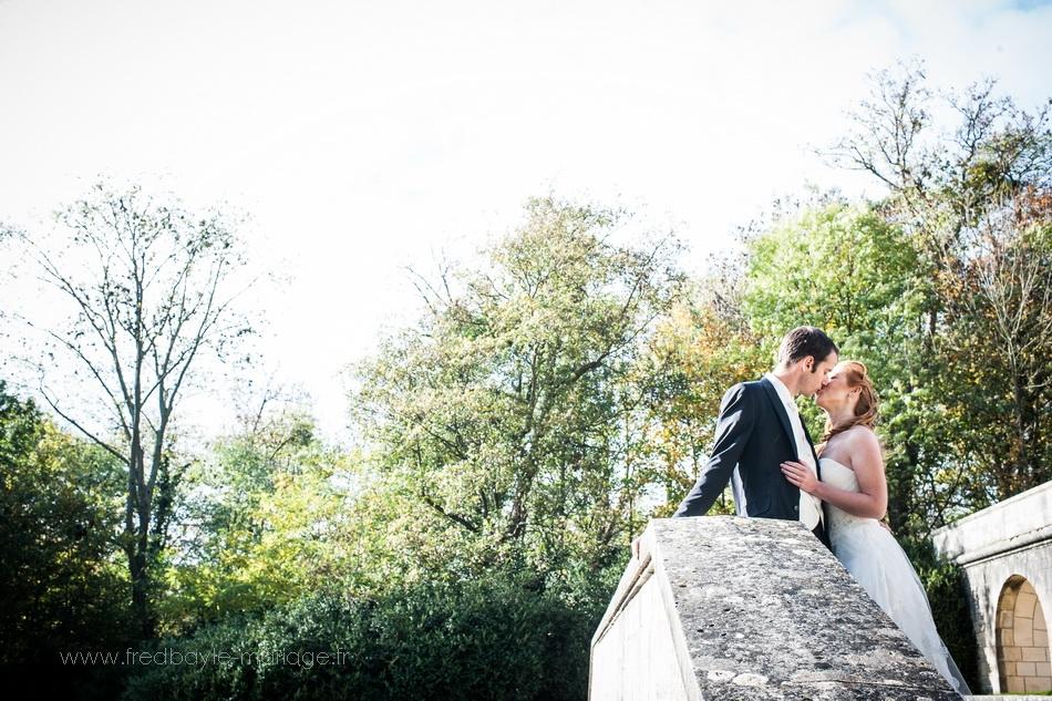 photos engagement au mariage