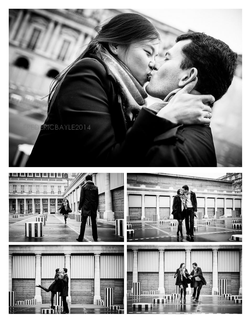 engagement mariage