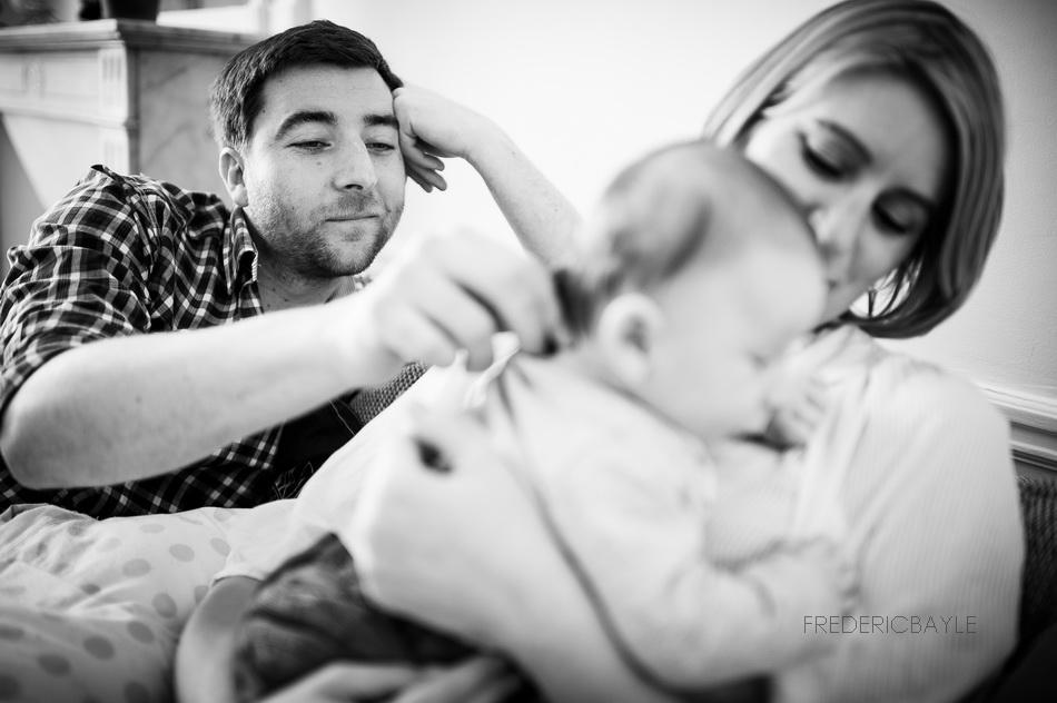 photographe pour bébé et grossesse à paris