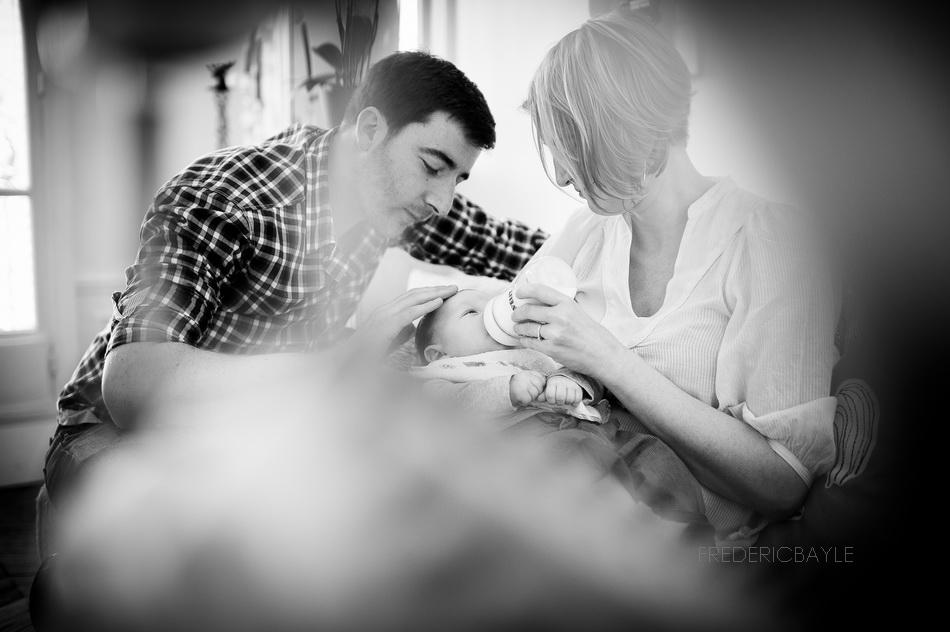 photographe parents et bébé paris