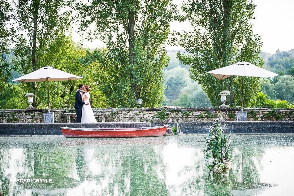 Mariage à l'Orangerie du Quai de Seine