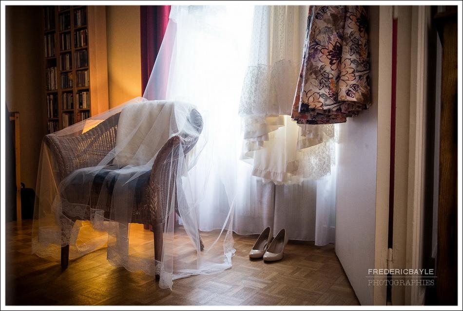 mariage au Domaine du Quai de Seine