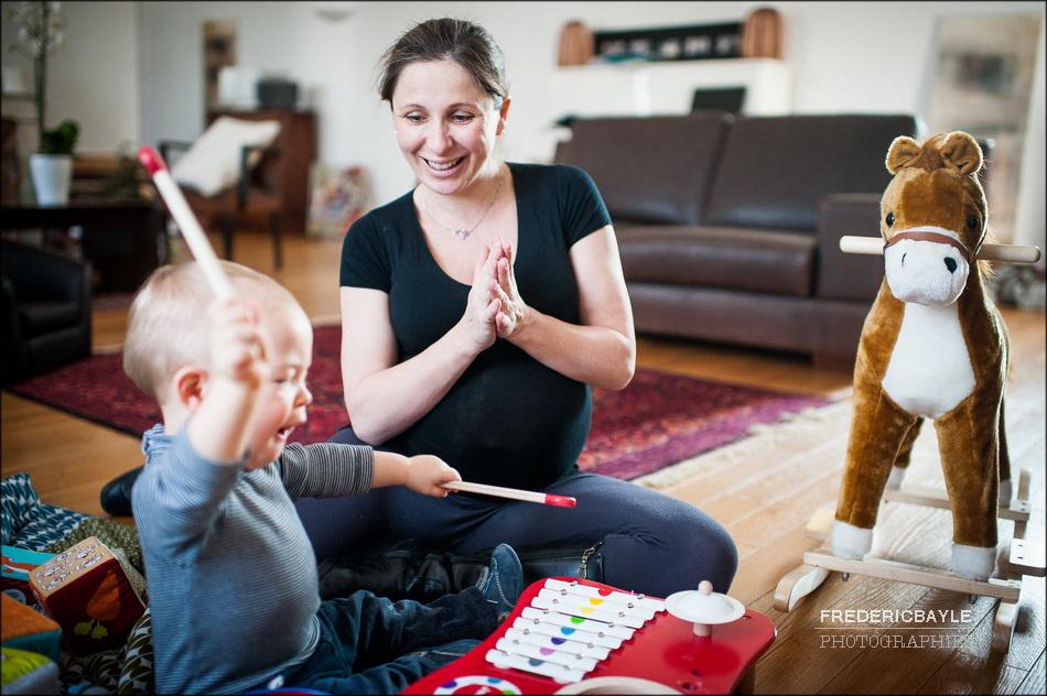 photographe grossesse et bébé