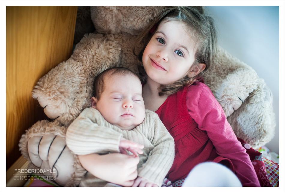 photographe de portrait enfants et bébé