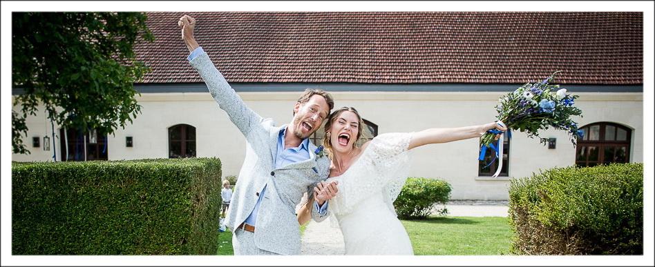 réception de mariage au Clos Barisseuse près de Senlis